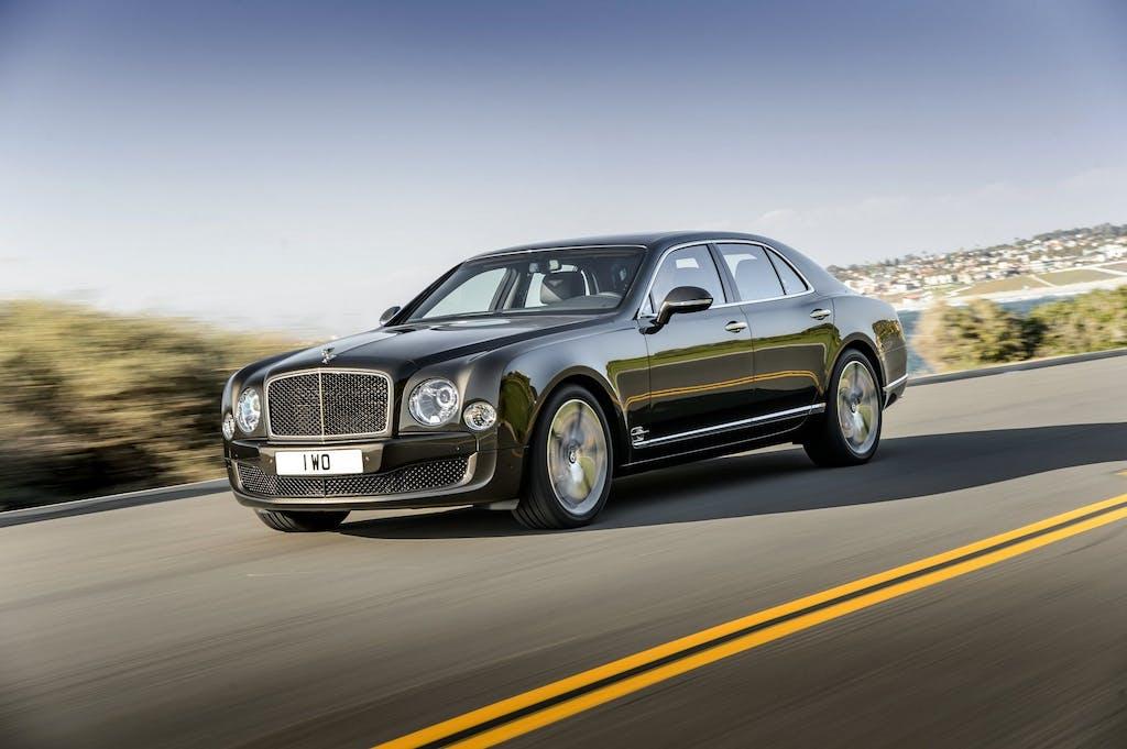 Bentley Mulsanne Speed: il lusso va di fretta