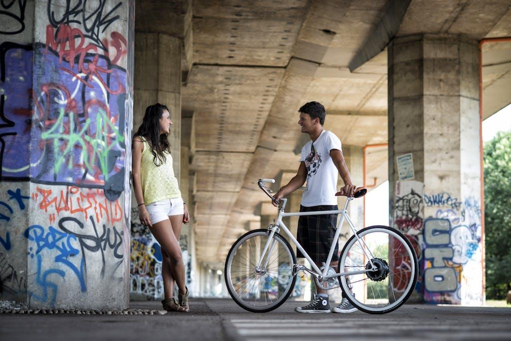 "Bici ibrida ""Volume due"": il nostro test"