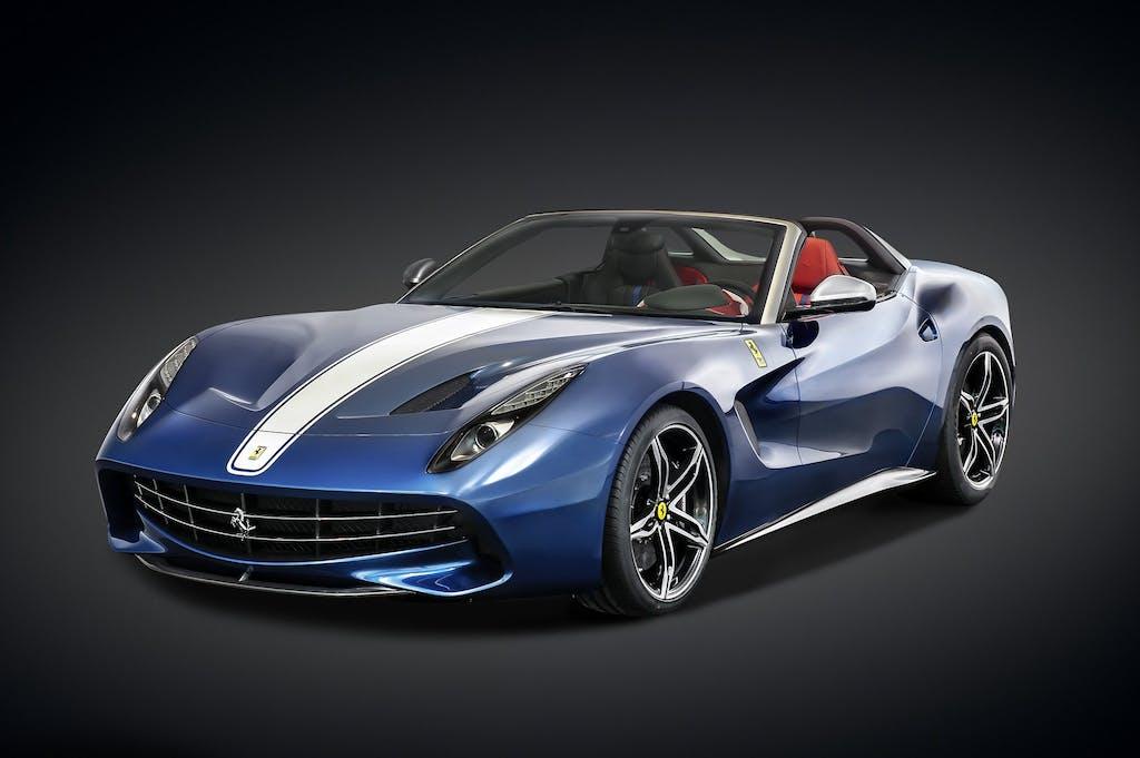 Ferrari F60America: dieci volte unica
