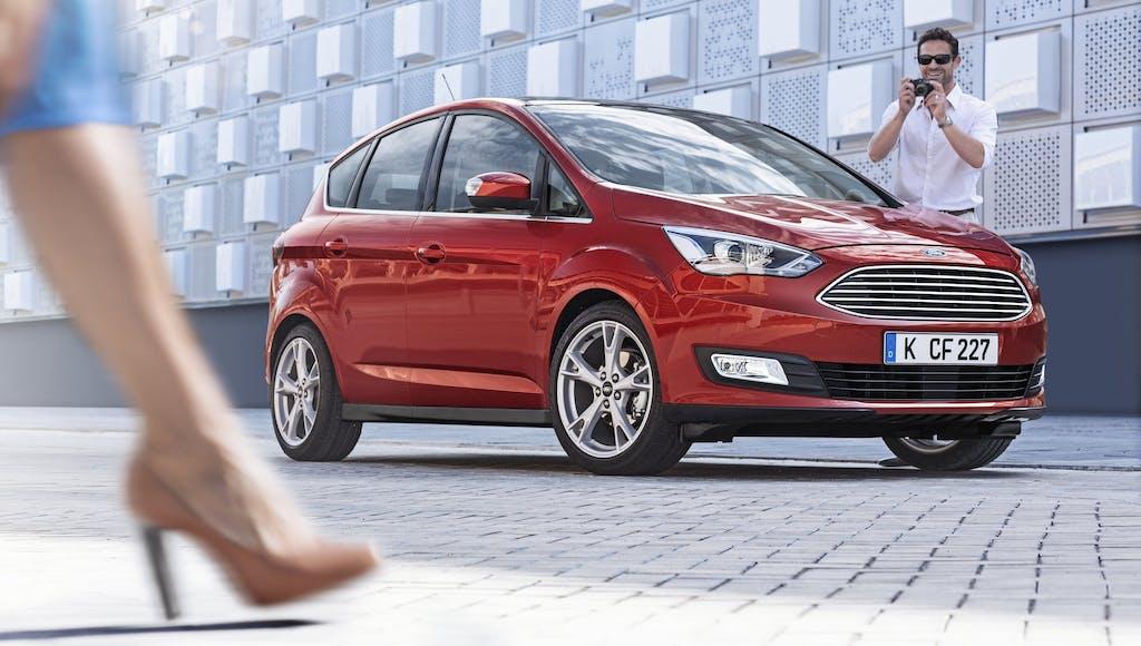 Ford C-Max 2015: cuori nuovi