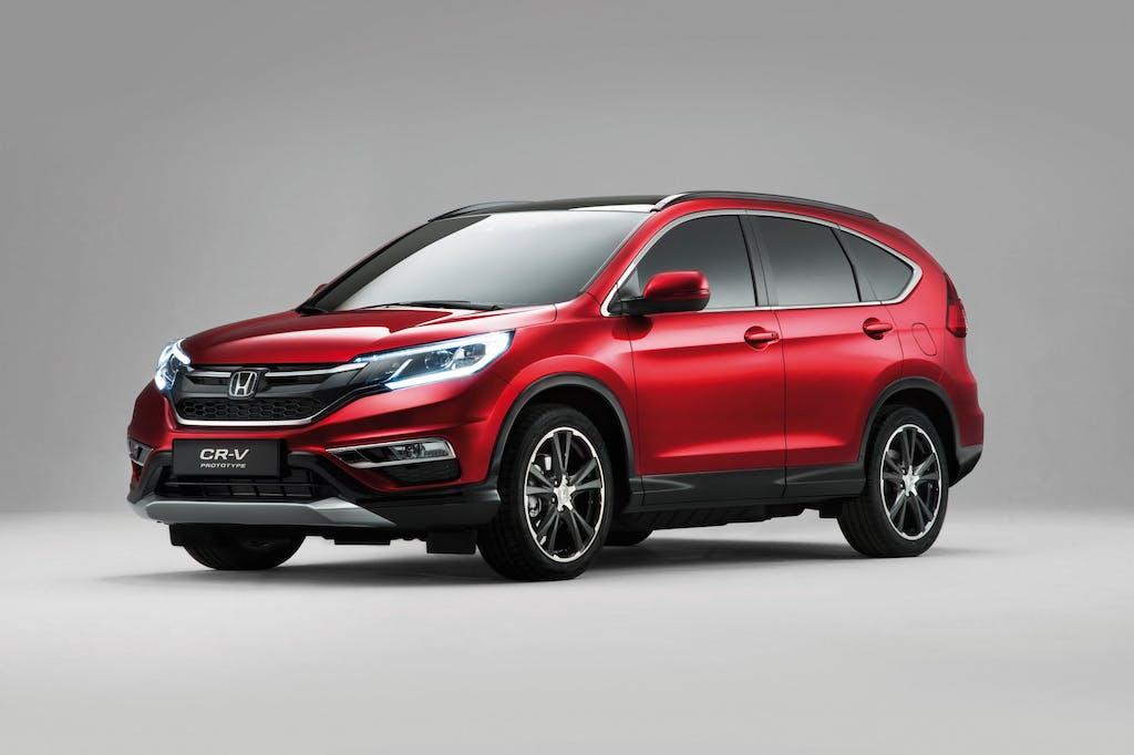 Honda CR-V 2015: voto 9 per l'automatico