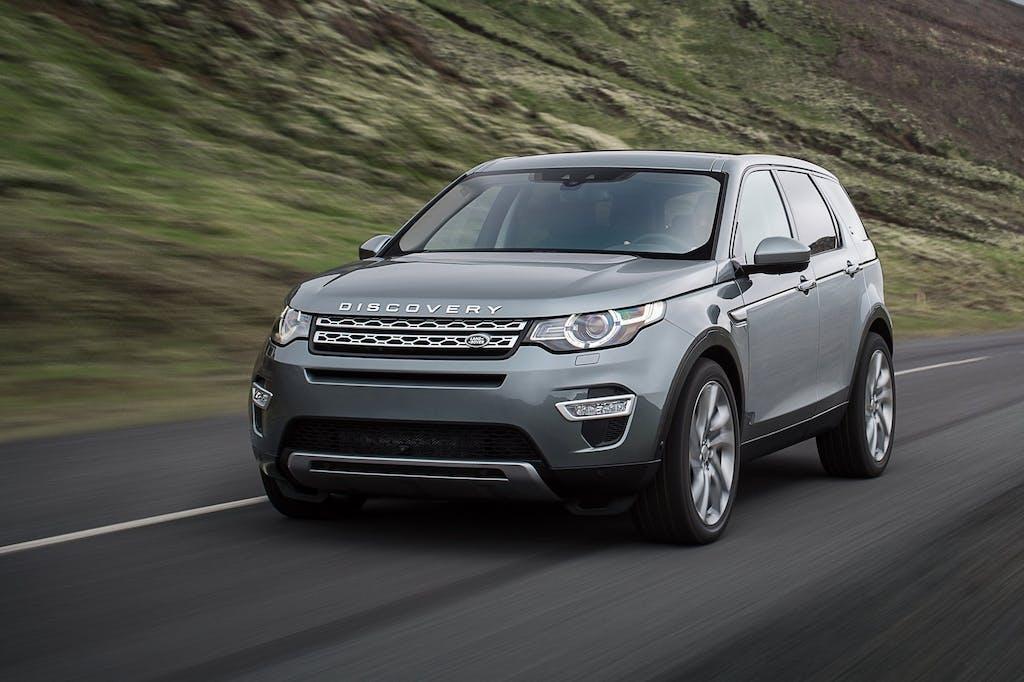 Land Rover Discovery Sport: bye bye Freelander