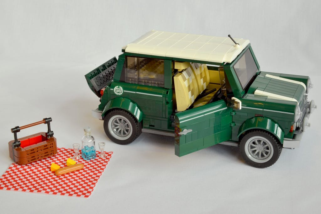 MINI Lego: un classico in 1.077 pezzi