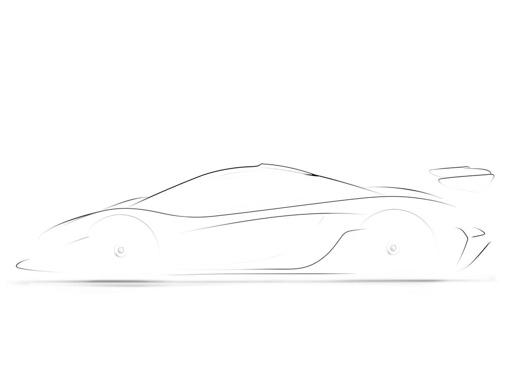 McLaren P1 GTR: debutta a Pebble Beach