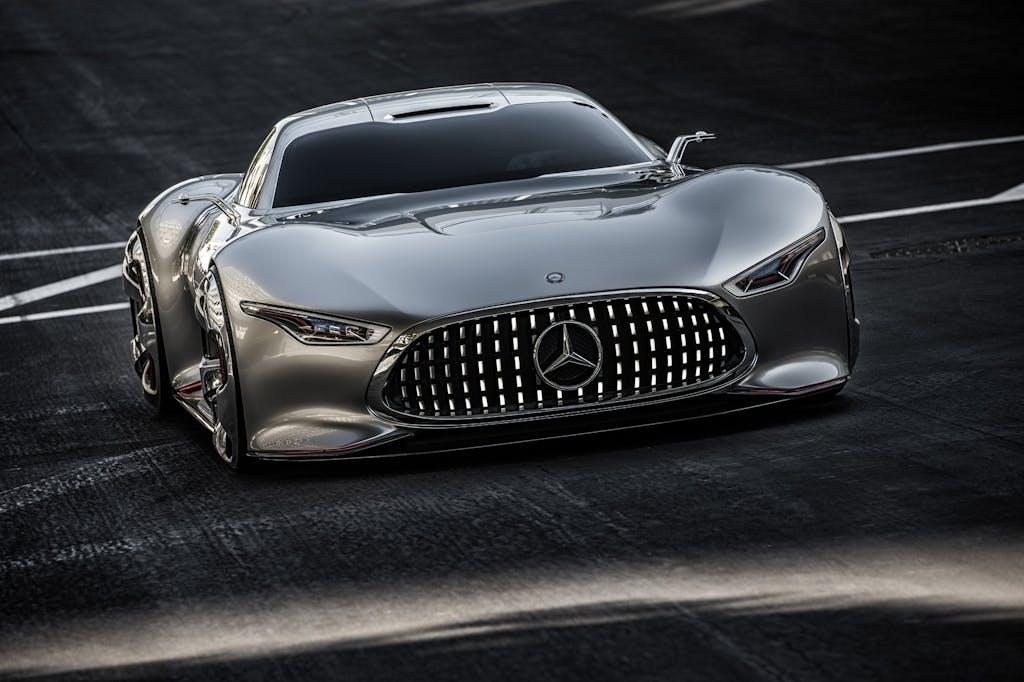 AMG Vision Gran Turismo: la supercar che non c'è