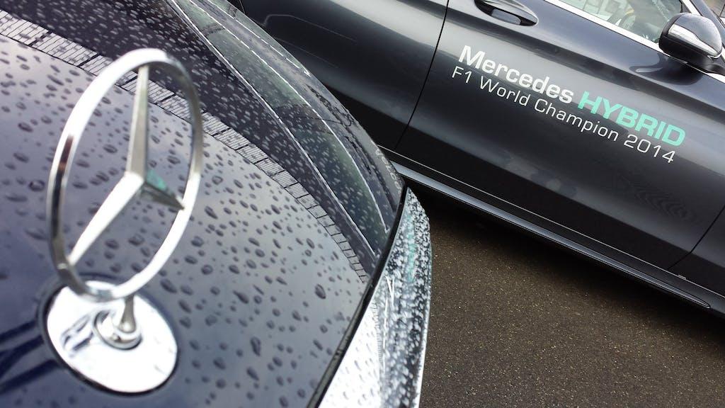 Ibrido Mercedes-Benz: nato sotto una buona Stella
