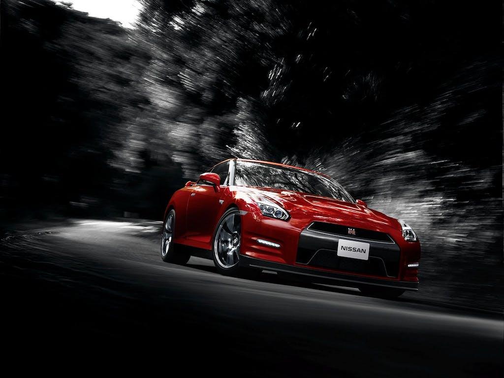 Nissan GT-R 2014: un occhio al comfort