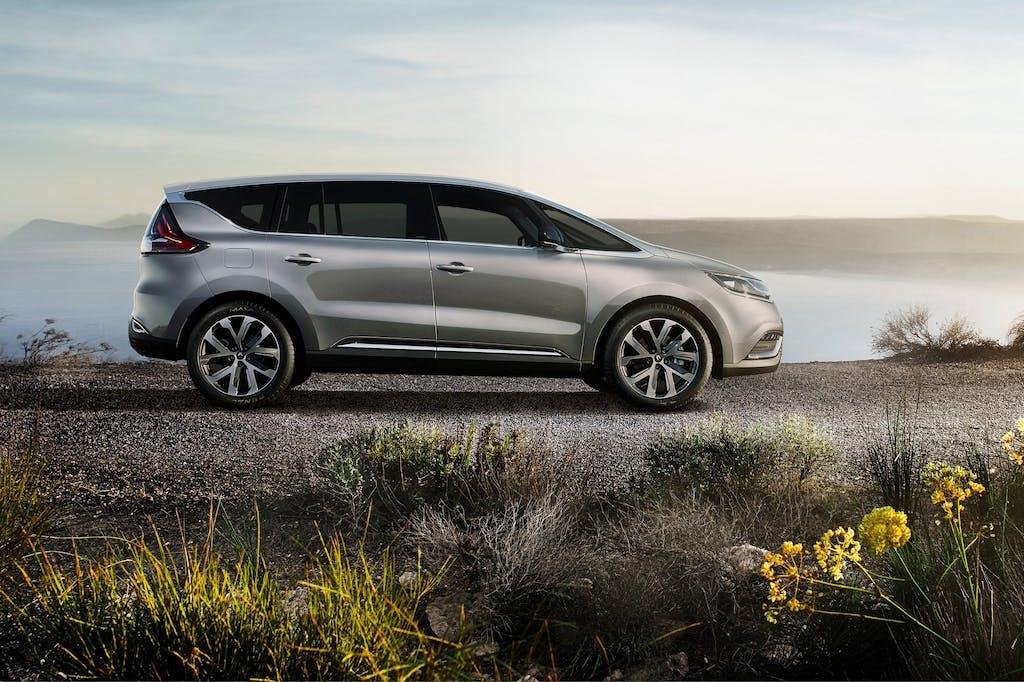 Renault Espace 2015: svolta crossover