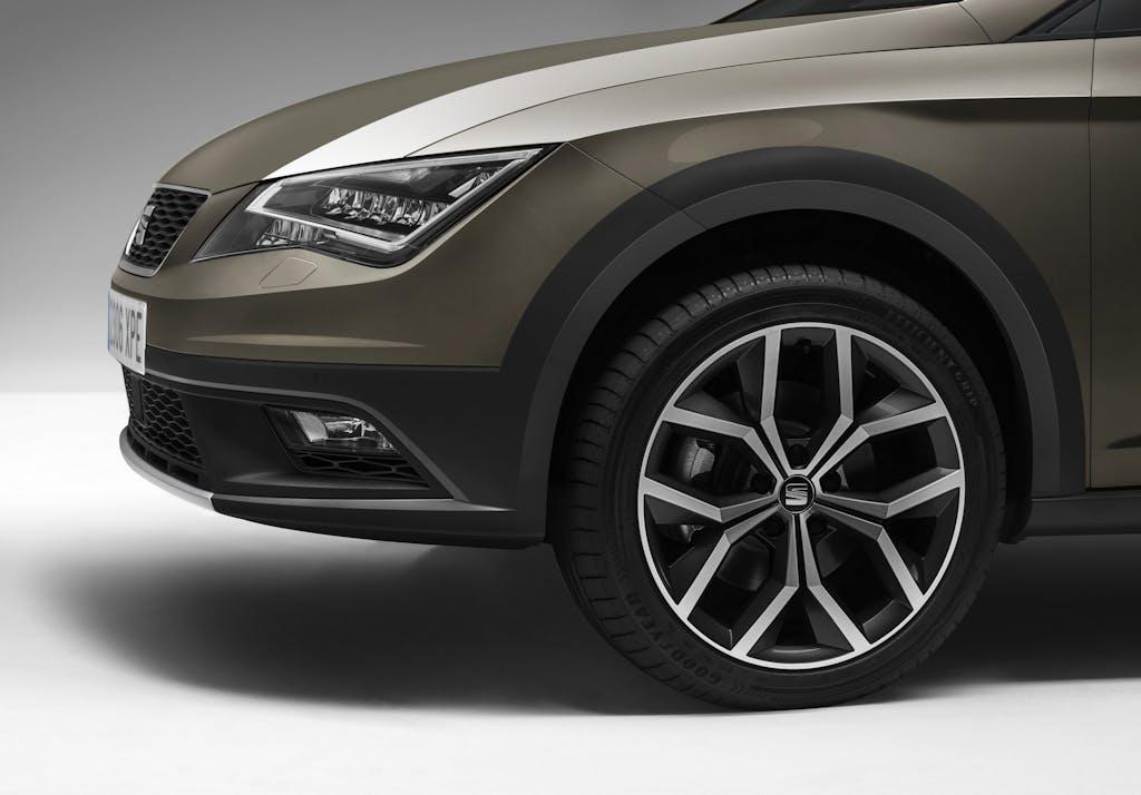 Seat Leon X-Perience: wagon all terrain