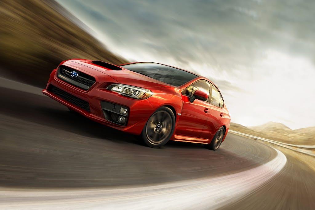 Subaru WRX 2014: boxer turbo a iniezione diretta
