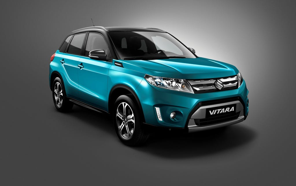 Suzuki Vitara 2015: rivoluzione soft