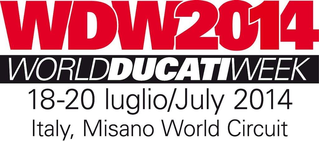 Svelate le date della World Ducati Week 2014