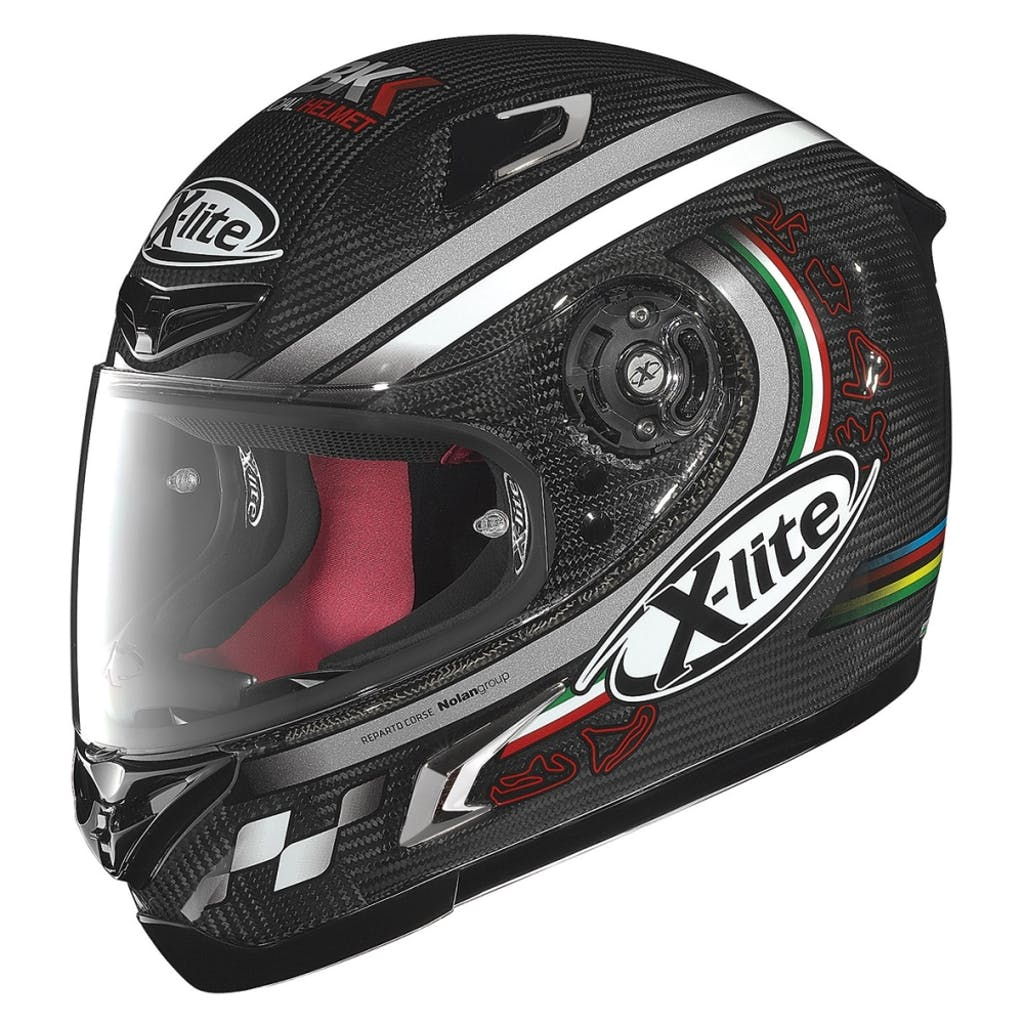 Nolan X-802R Superbike Official Helmet