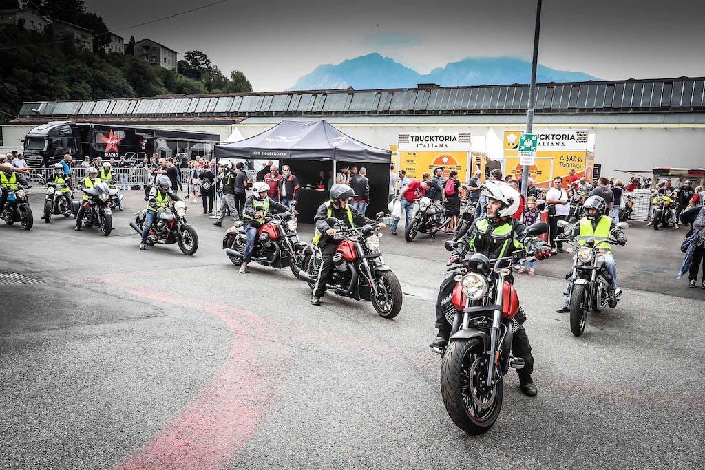 Moto Guzzi Open House, in 15.000 a Mandello