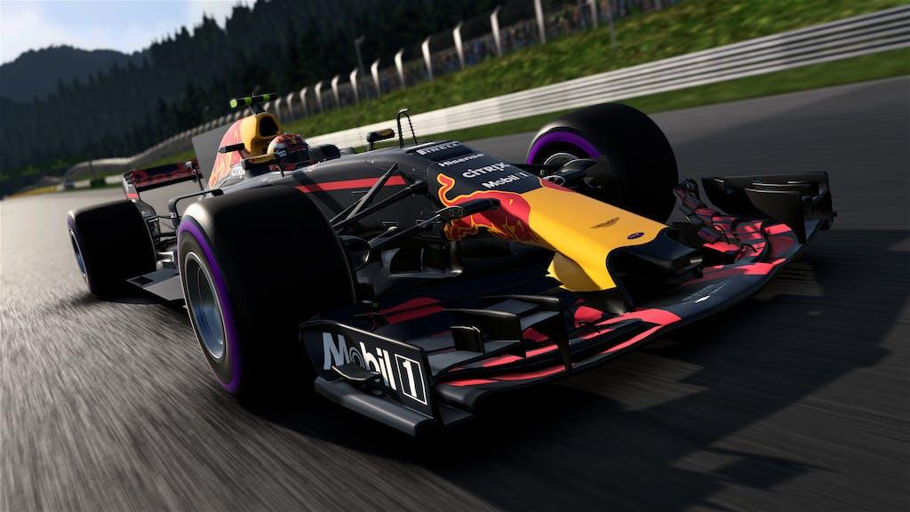 F1 2017 è pura adrenalina virtuale