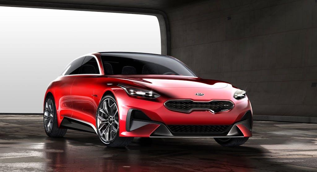 Kia Proceed Concept: il futuro passa da qui