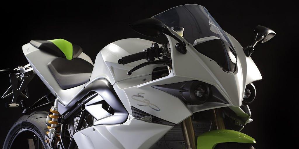 Energica Ego: la Superbike è elettrica