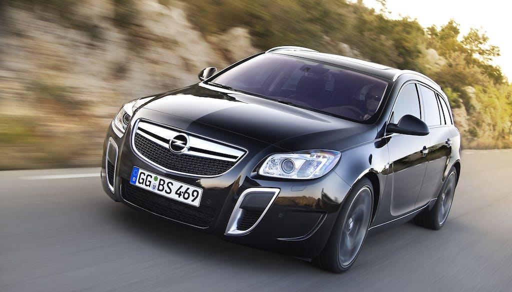 Opel Insignia Sports Tourer 2.8 Turbo OPC 4×4