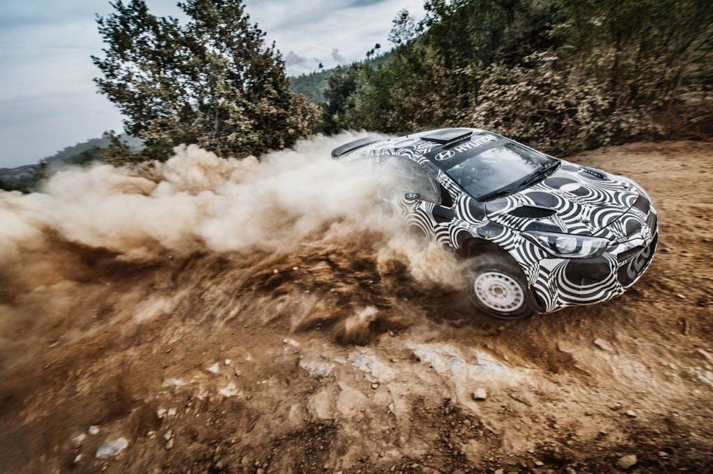 Hyundai i20 WRC: a tutto gas verso Montecarlo