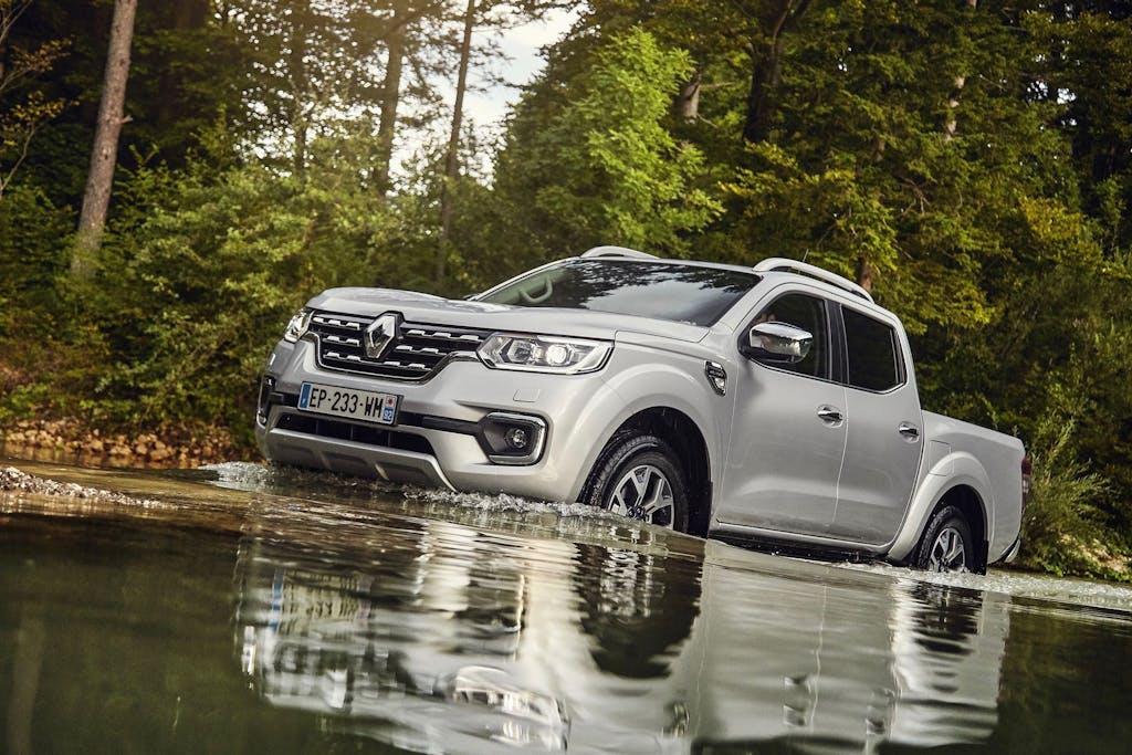 Renault Alaskan: al via le vendite in Europa