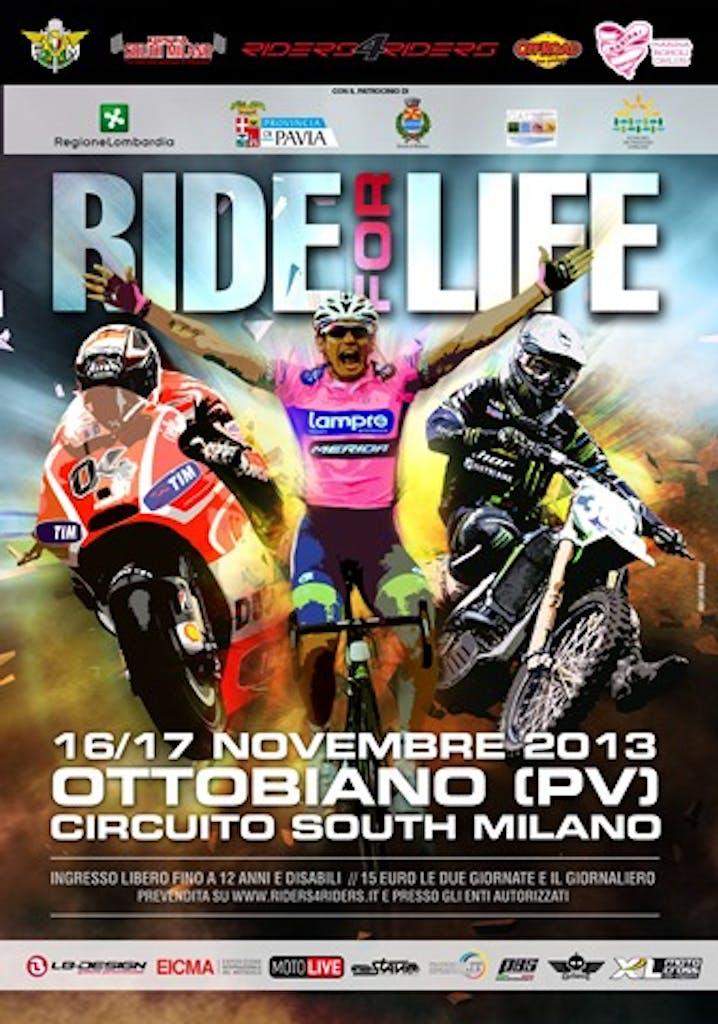Ride for Life 2013, cuore e pedali nel nome di Andrea Antonelli