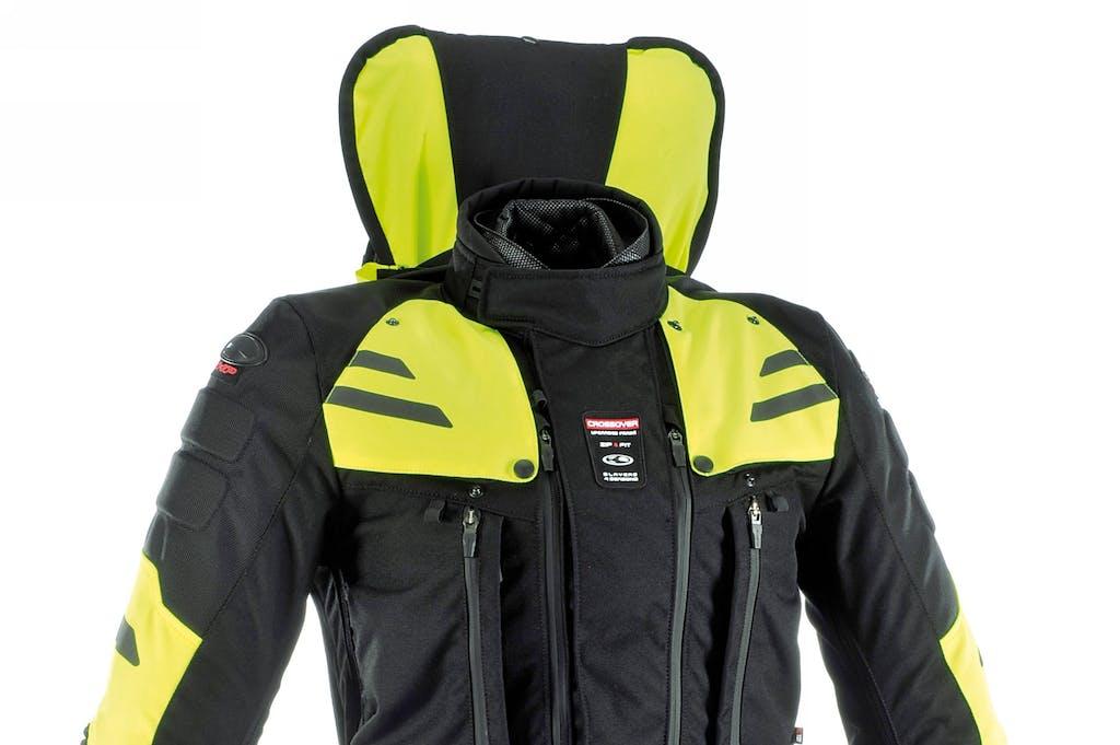 Clover: le giacche airbag per l'inverno