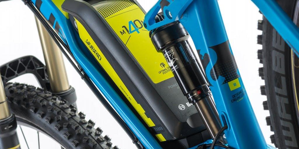 Mountain bike elettriche? Per Cube si può
