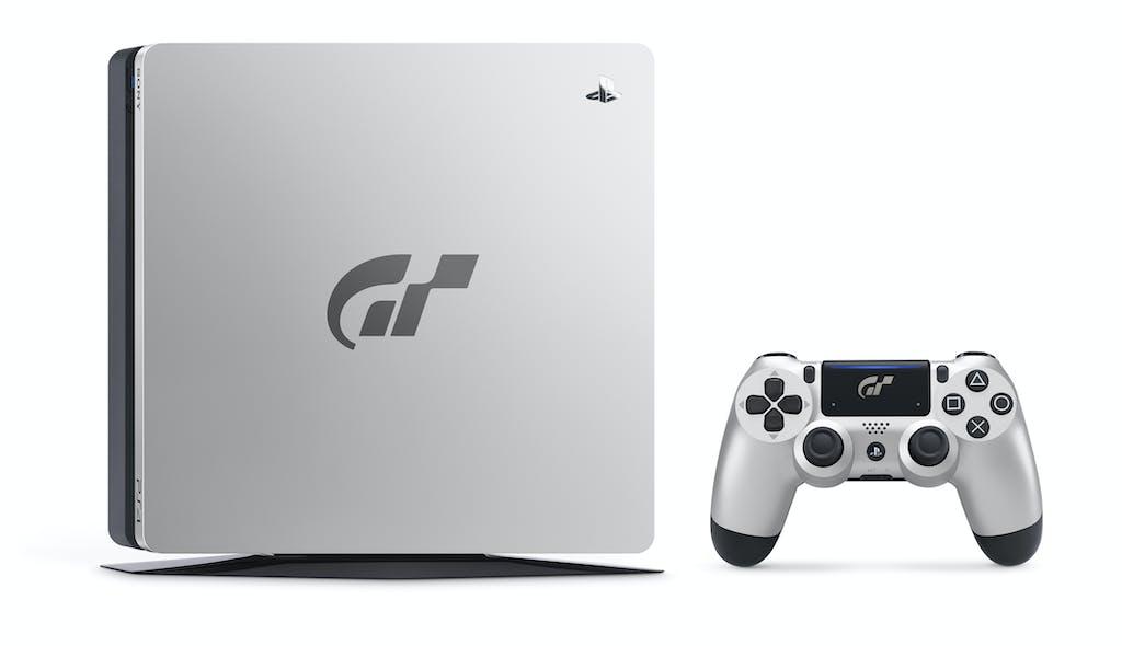 PS4 in edizione limitata per Gran Turismo Sport