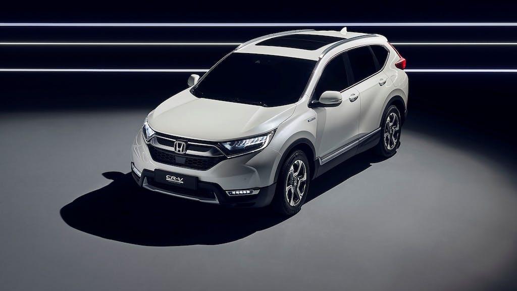 Honda CR-V Hybrid Concept: addio al Diesel