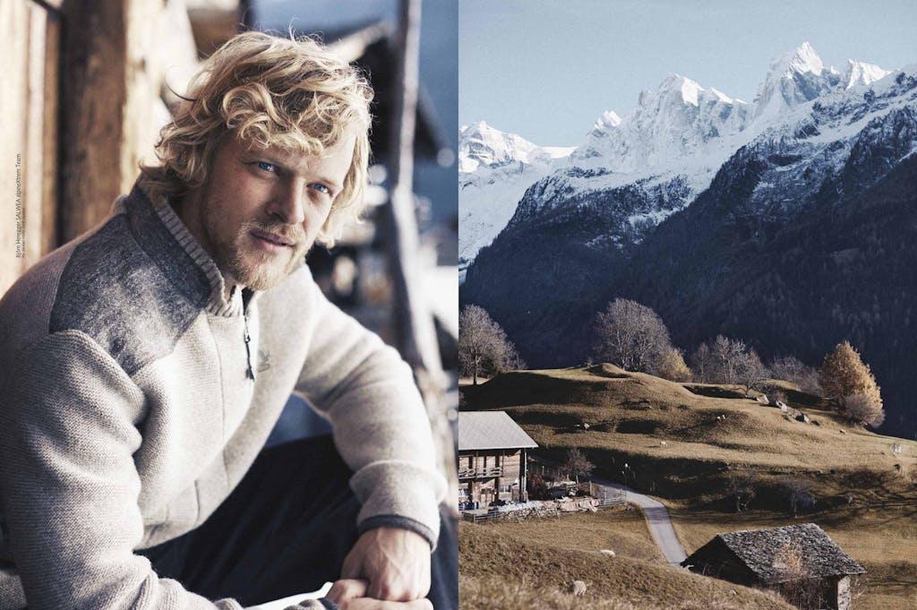 Salewa Alpine Life, la montagna scende in città