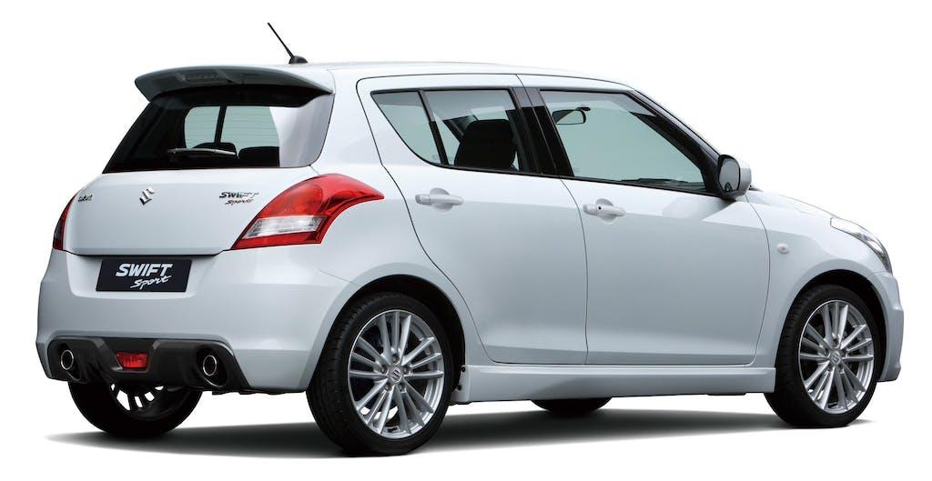 Prova Suzuki Swift Sport VVT 5 porte