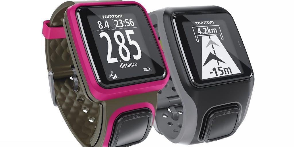 Tom Tom: i nuovi orologi per lo sport
