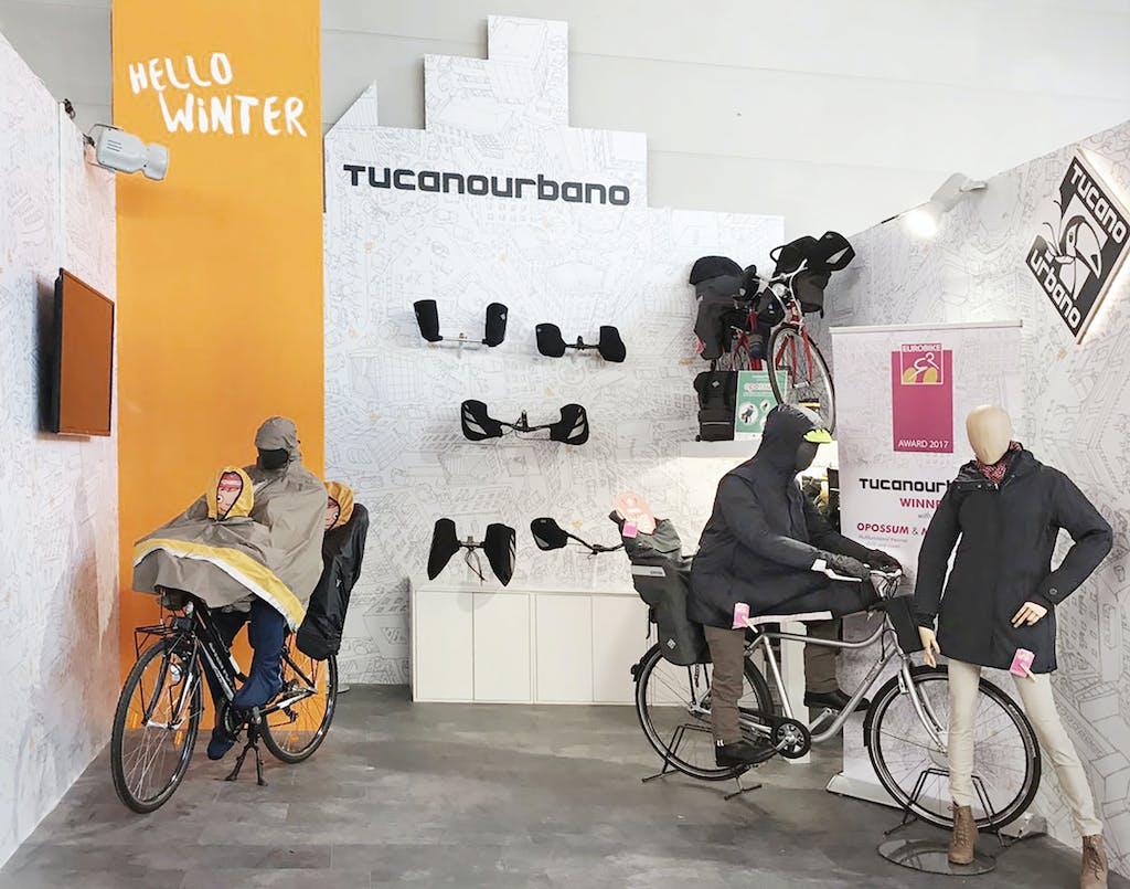 Tucano Urbano fa il bis a Eurobike 2017