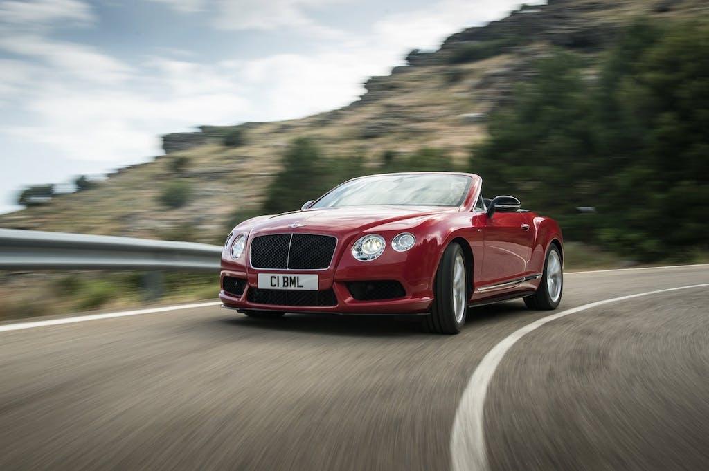 Bentley Continental GT/GTC V8 S