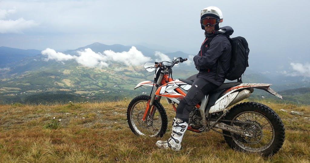 Prova KTM Freeride 250 R