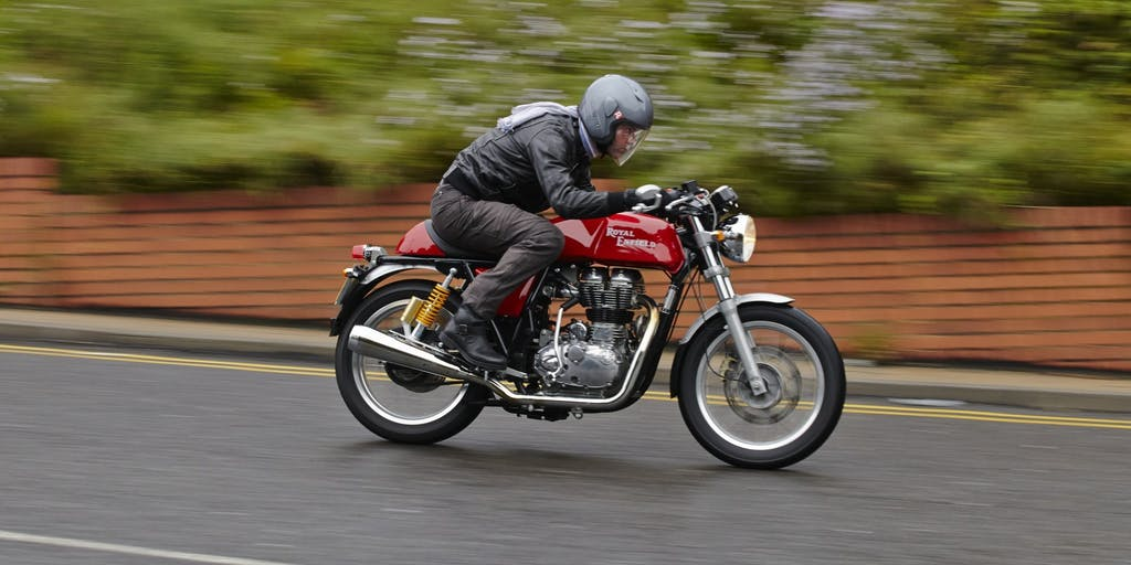 Prova Royal Enfield Continental GT
