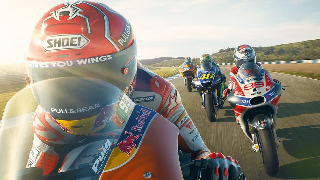 MotoGP 17: Francobollatevi su PlayStation 4!