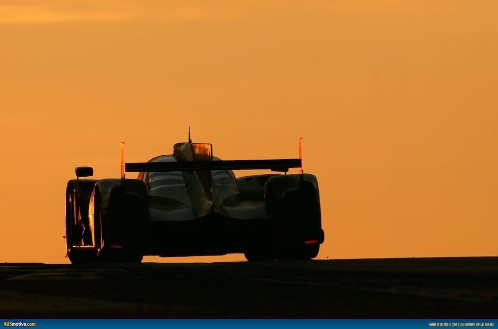 24 Ore di Le Mans 2012