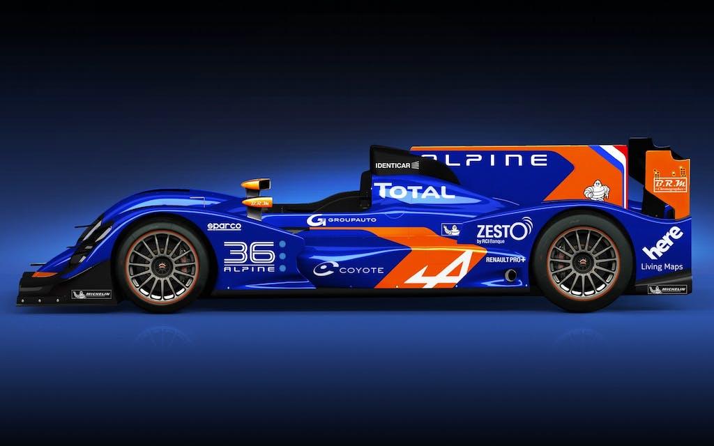 24 Ore di Le Mans: torna l'Alpine N°36