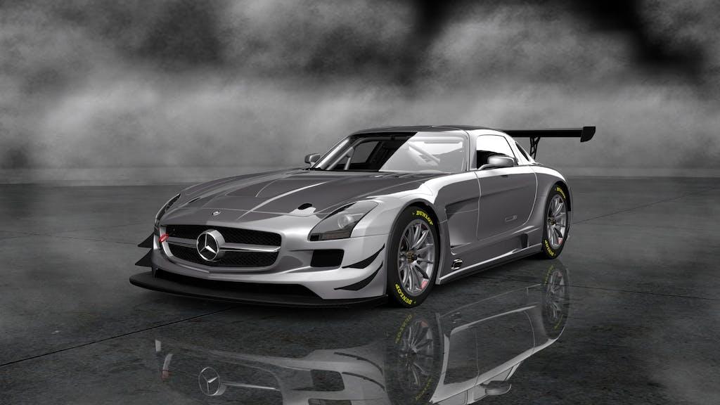 Mercedes-AMG protagonista in Gran Turismo 6