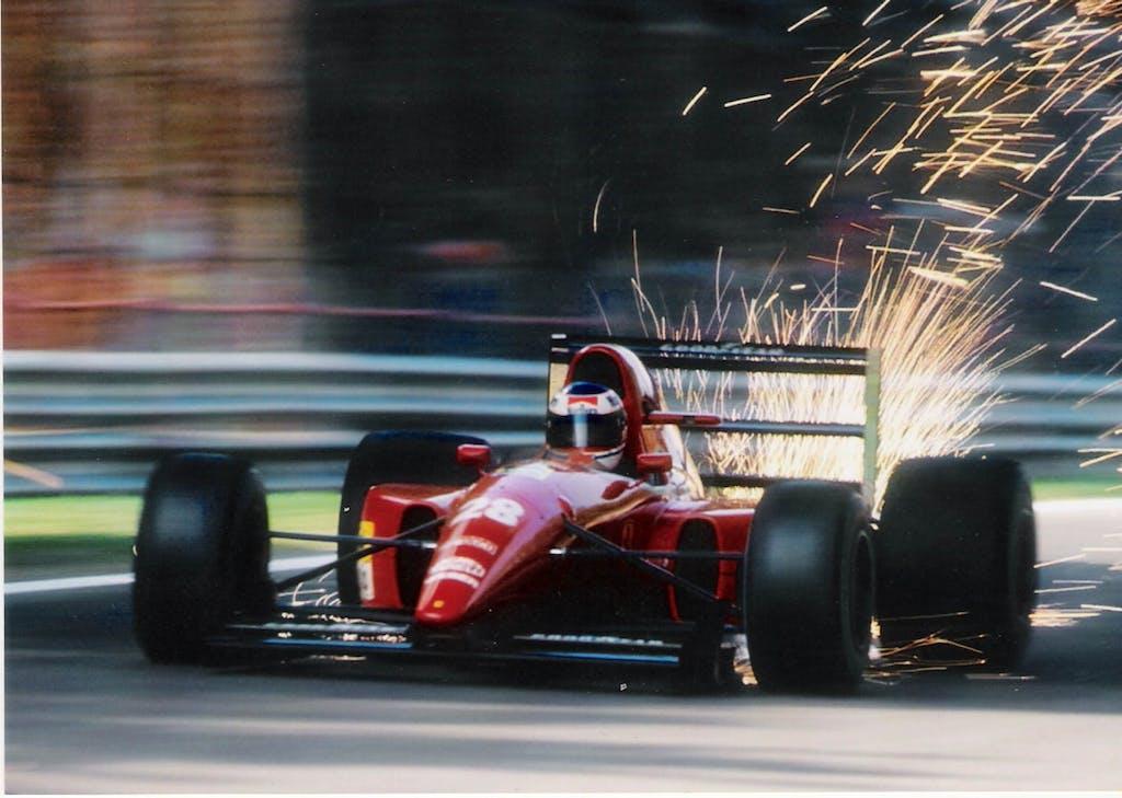 F1, Ivan Capelli