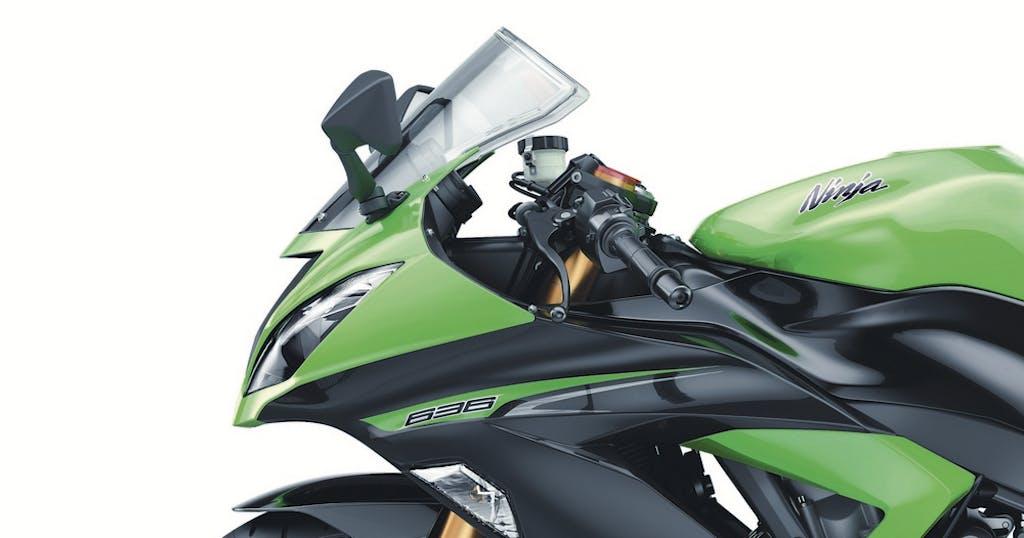 Kawasaki Ninja ZX-R 636 2013