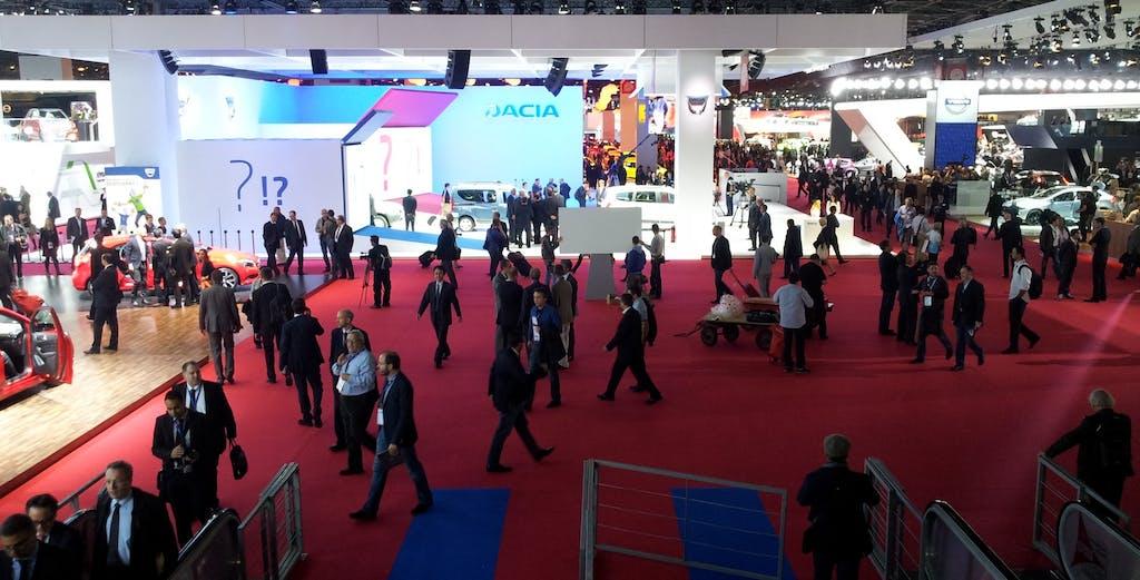 Salone di Parigi 2013
