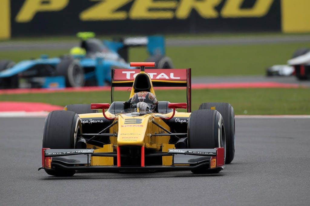 GP2 Series, a Davide Valsecchi il titolo 2012
