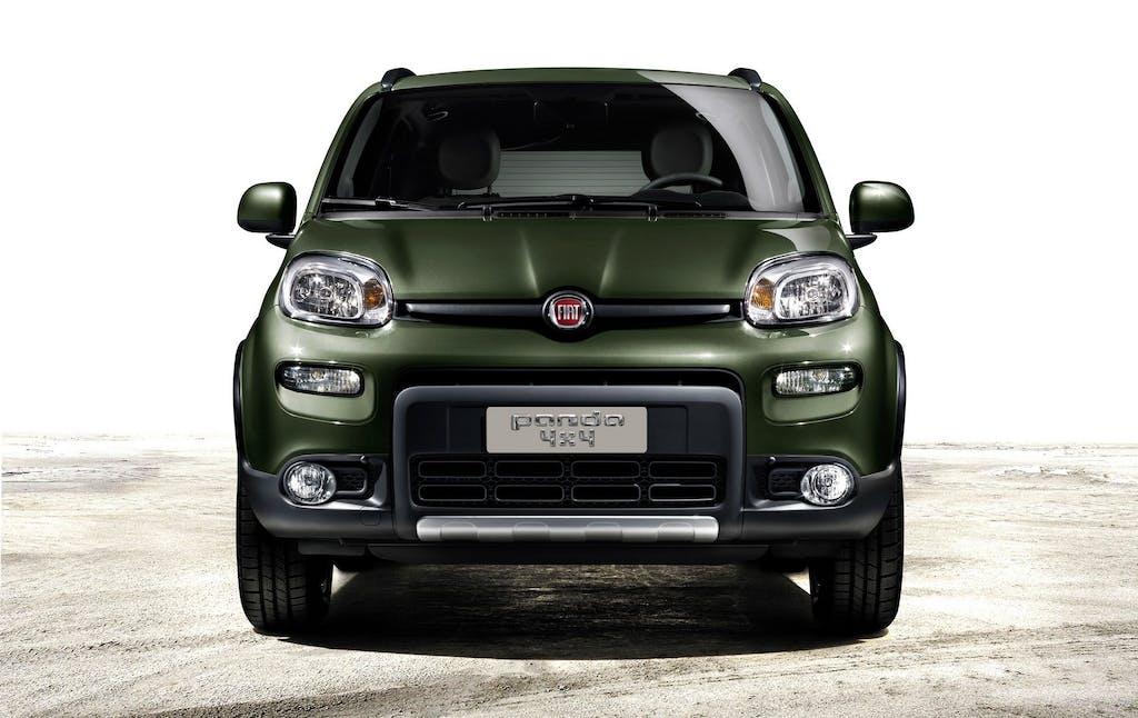 Fiat Panda 4×4 2013