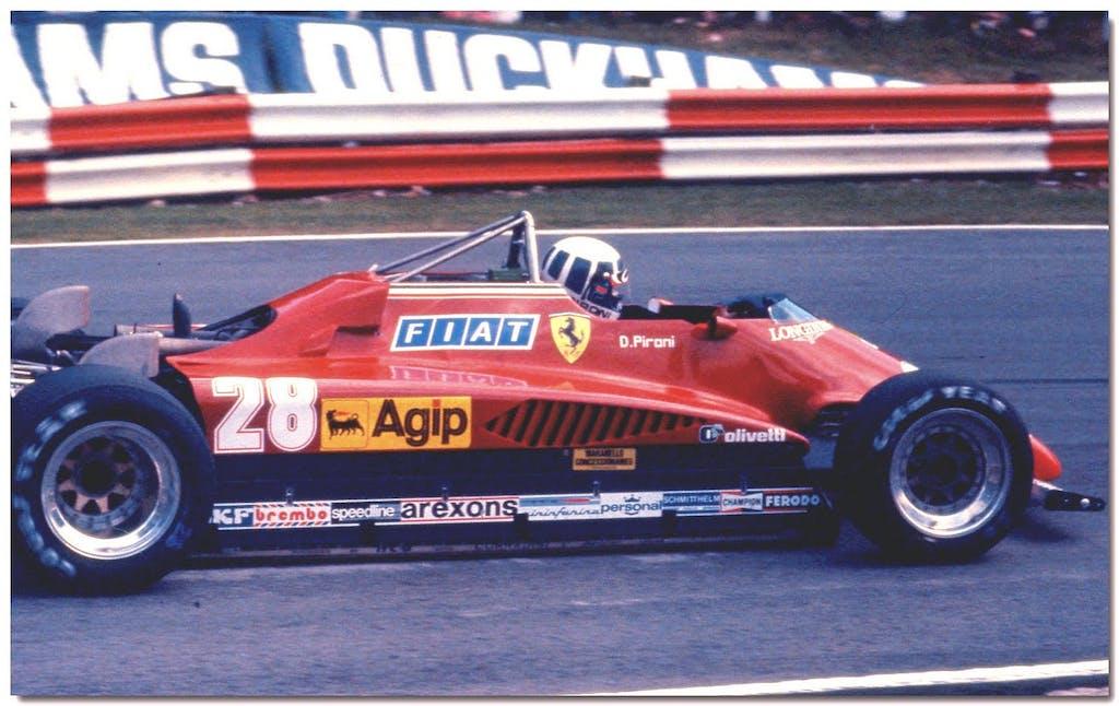 Didier Pironi, venticinque anni fa