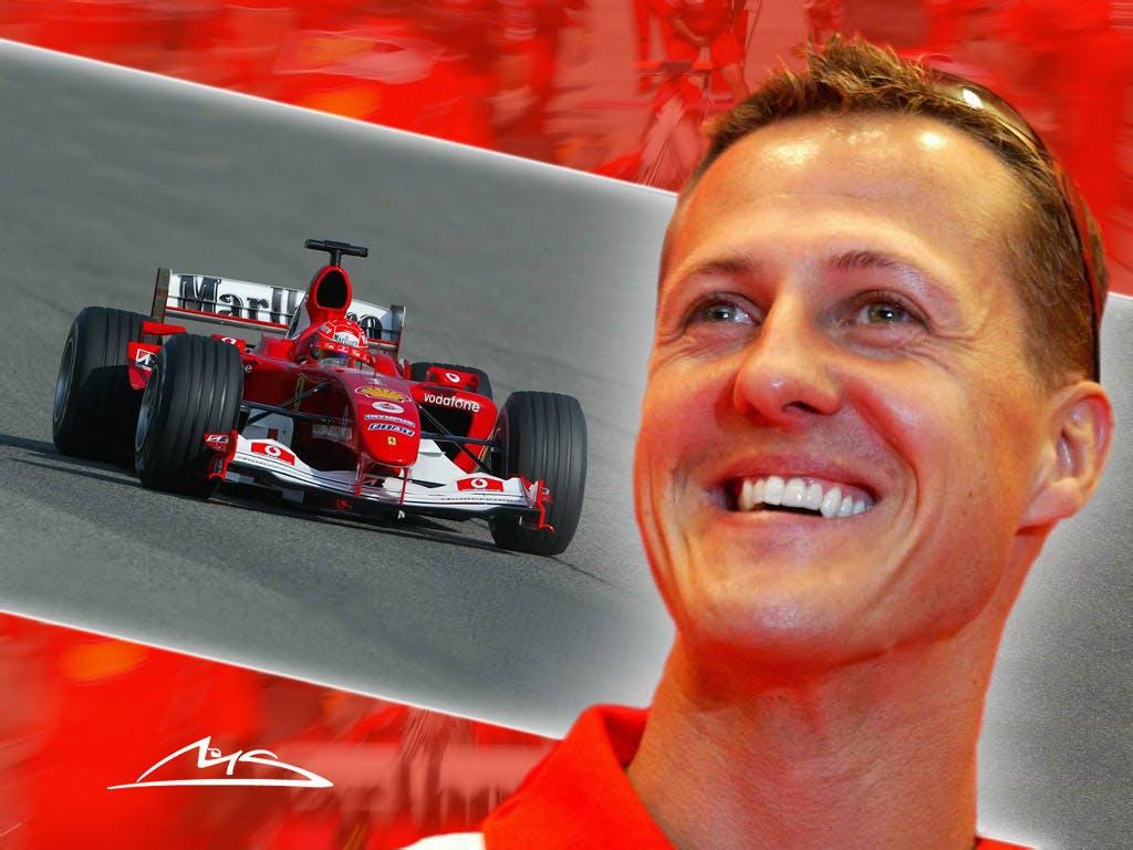 Schumacher: 300 gran premi e 21 anni fa