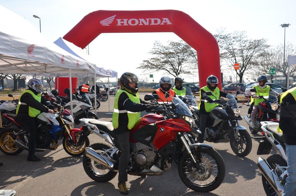 """""""Honda in the City"""" al raduno dello Stelvio"""