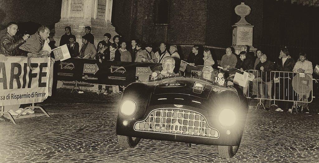 Umberto Monti – Mille Miglia 2012