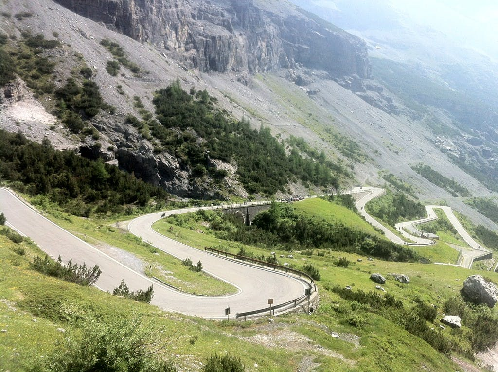 Motoraduno Stelvio International Metzeler